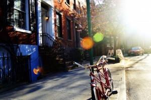 bike-street-neighborhood-sunset-greewitch-village